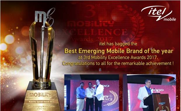 Mobility Excellence Awards 2018